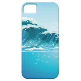 Waves iPhone 5 Covers