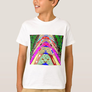 WAVES COLORFUL SPECTRUM PATTERN SHIRTS ENERGY