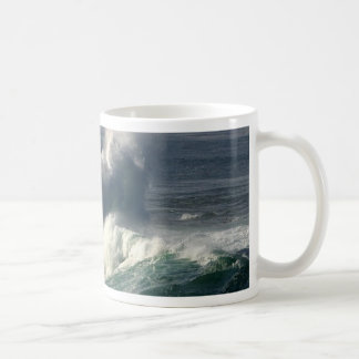 Waves Crashing Seals La Jolla Coffee Mug