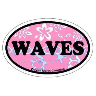 Waves. Cutout