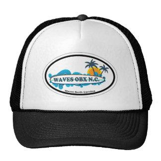 Waves Hats