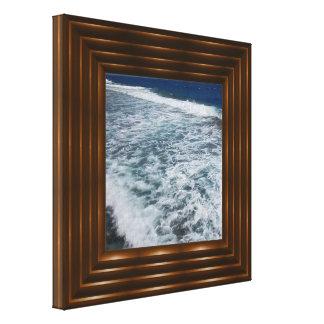 waves (I) Canvas Print
