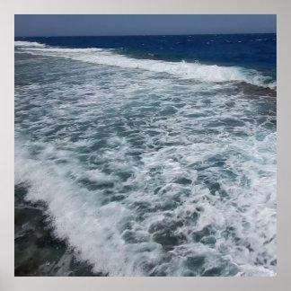 waves (I) Poster