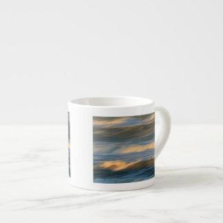 Waves in Motion Design Espresso Mug