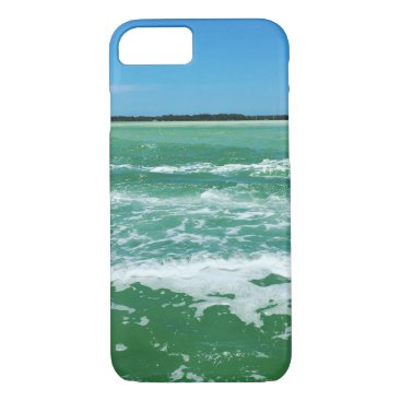 Waves in the Gulf of Mexico iPhone 8/7 Case