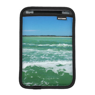 Waves in the Gulf of Mexico Sleeve For iPad Mini
