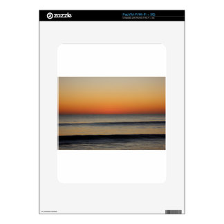 Waves in you Horizon Decal For The iPad