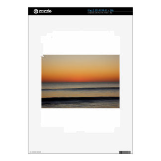 Waves in you Horizon Decals For iPad 2