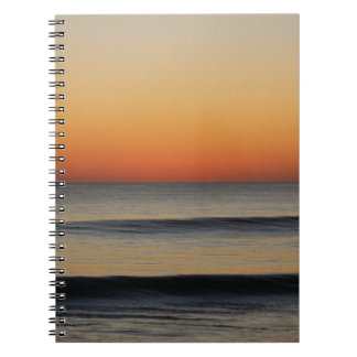 Waves in you Horizon Notebook
