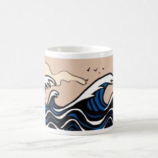 Waves Mug 2