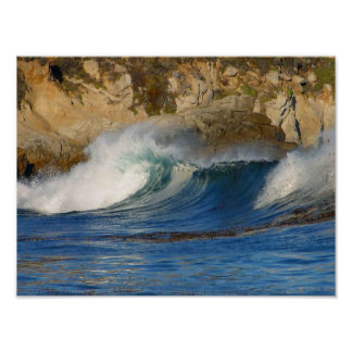 waves_near_big_sur poster