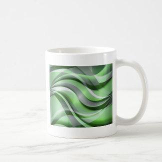 Waves no. 2 created by Tutti Coffee Mug