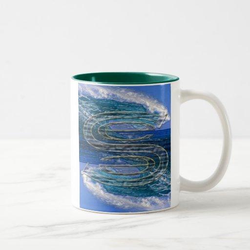 Waves Of Caffeine Coffee Mug Zazzle