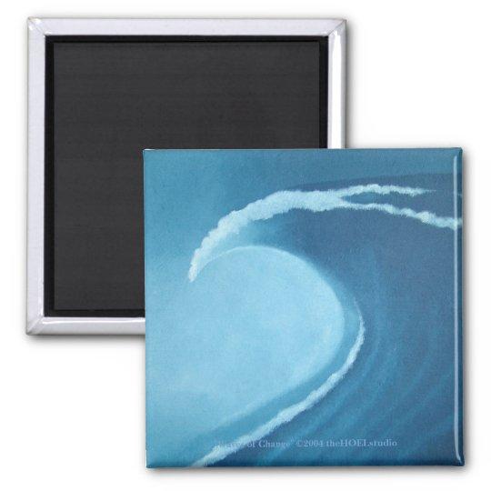 Waves of Change Magnet