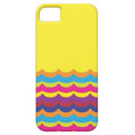 Waves Of Color iPhone 5 Cover