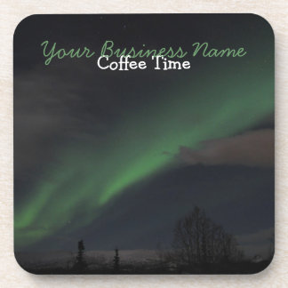 Waves of Green Light; Promotional Coaster