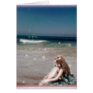 Waves of Healing Card