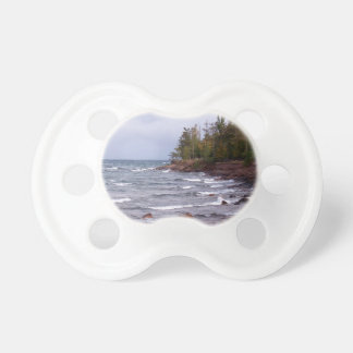 Waves of Lake Superior Pacifier