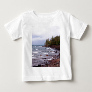Waves of Lake Superior Shirts