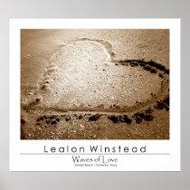 Waves of Love Posters. $22.90 - Waves of Love Posters. by Lealon