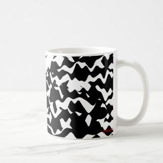 waves of perception coffee mug