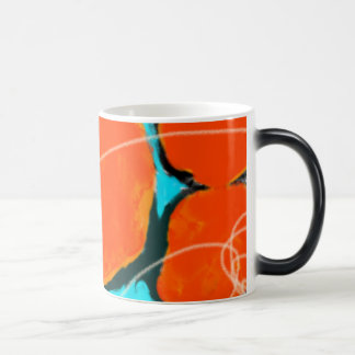 Waves of Porto Katsiki Magic Mug