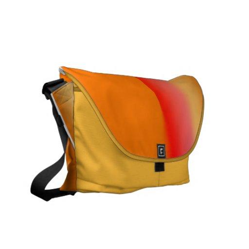 Waves of Sunshine Rickshaw Messenger Bag