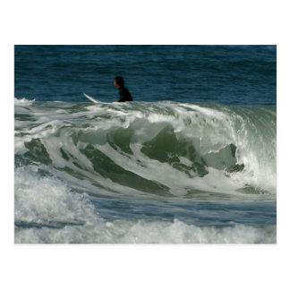 Waves Off Ocean Beach In San Diego Postcards