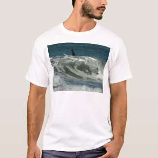 Waves Off Ocean Beach In San Diego T-Shirt
