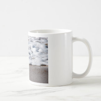 WAVES ON BEACH QUEENSLAND AUSTRALIA COFFEE MUG