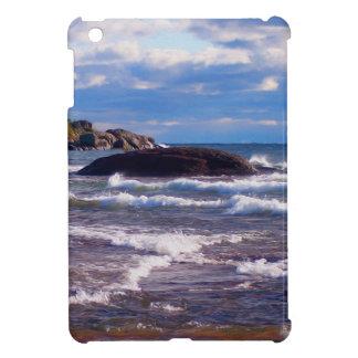 Waves On Lake Superior iPad Mini Case