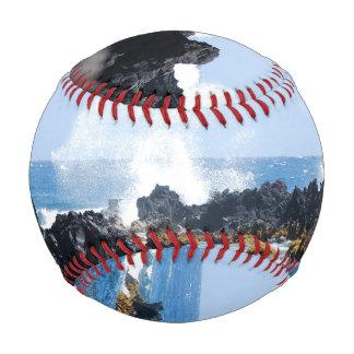 Waves on Maui Coast Baseball