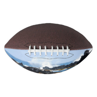 Waves on Maui Coast Football