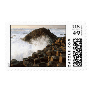 Waves on Pilings Postage Stamps