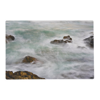Waves on Rocks Placemat