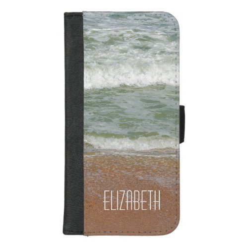 Waves On the Beach Tropical Image Phone Case