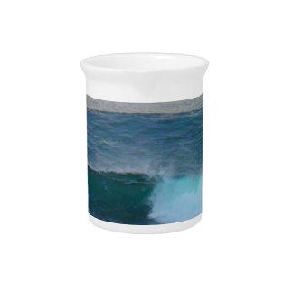 Waves Photo Ireland Drink Pitchers