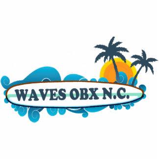 Waves Photo Sculptures