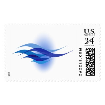 Waves Postage