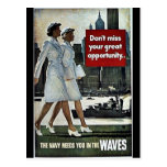 Waves Postcards