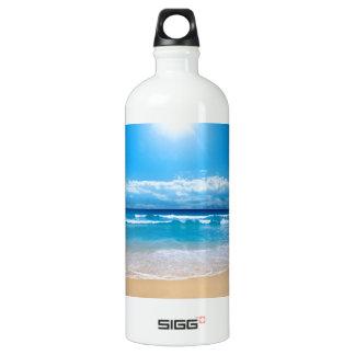 Waves Rolling In SIGG Traveler 1.0L Water Bottle