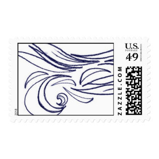 Waves Stamps