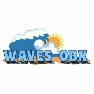 Waves. Statuette