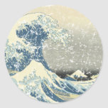 Waves Stickers