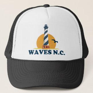 Waves. Trucker Hat