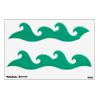 Waves Wall Decal
