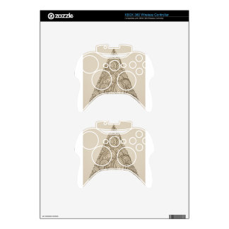 Waves Xbox 360 Controller Skin