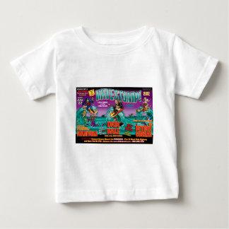 WAVESTOMP TRIPTYCH BABY T-Shirt