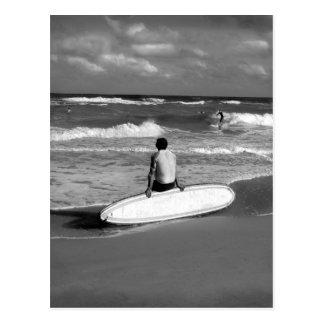 WaveWatcherBLK3 Postcard