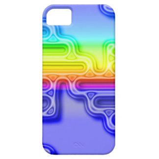 wavey line iphone back iPhone SE/5/5s case